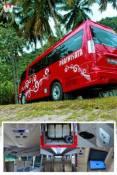 Sewa Van di Padang