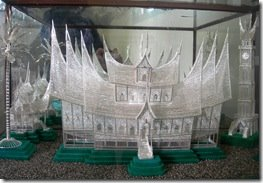 Kerajinan Perak dan Songket Koto Gadang, Kab. Agam, Sumbar