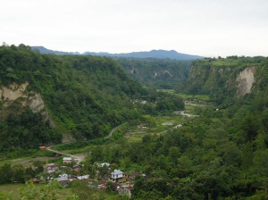 sianok canyon