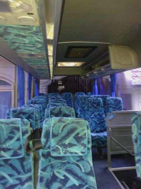 bas kapasity 27 seat