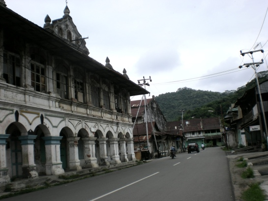 old city padang